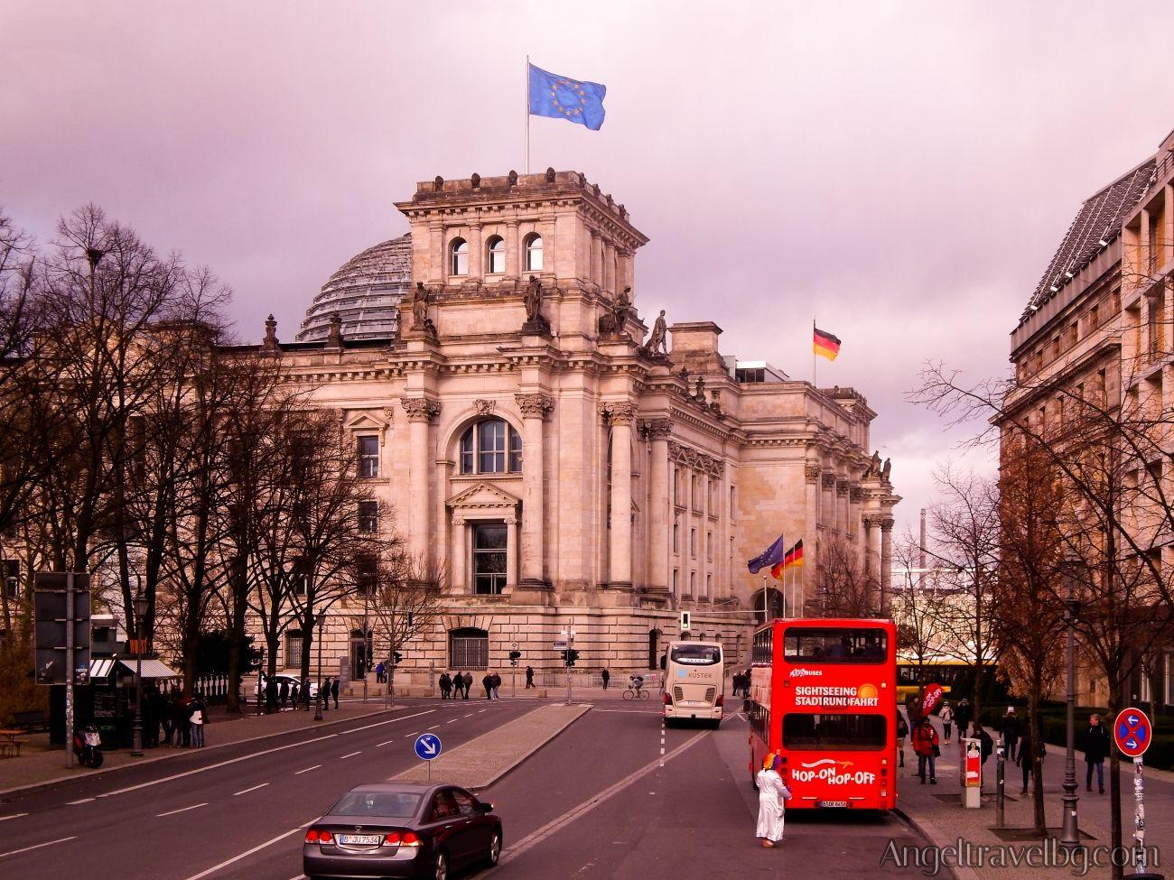 Putovanje Berlin