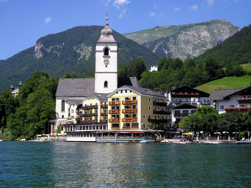 Biserna Jezera Austrije 2019